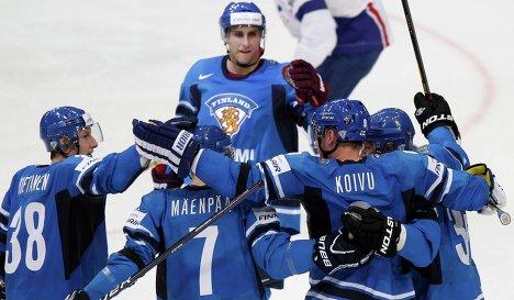 сборная финляндии по хоккею: